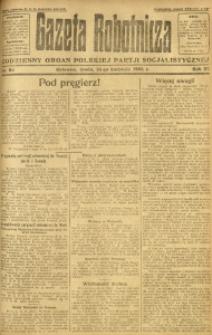 Gazeta Robotnicza, 1924, R. 29, nr 89