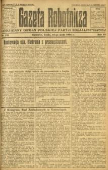 Gazeta Robotnicza, 1924, R. 29, nr 116