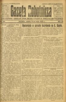Gazeta Robotnicza, 1924, R. 29, nr 124