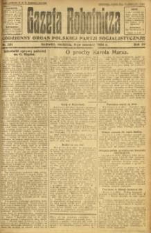 Gazeta Robotnicza, 1924, R. 29, nr 131