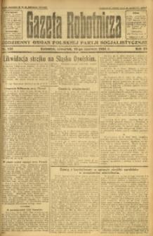 Gazeta Robotnicza, 1924, R. 29, nr 133