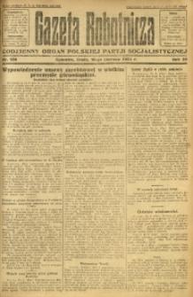 Gazeta Robotnicza, 1924, R. 29, nr 138