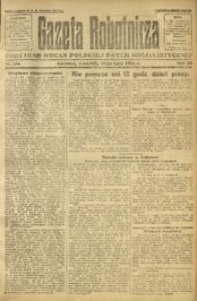 Gazeta Robotnicza, 1924, R. 29, nr 156