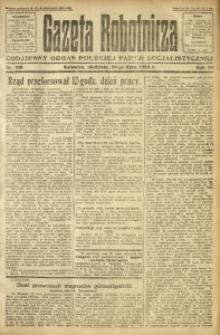 Gazeta Robotnicza, 1924, R. 29, nr 165
