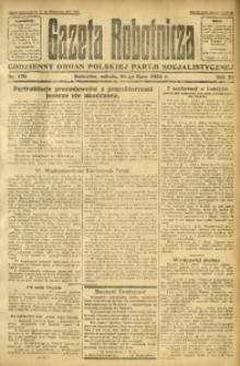 Gazeta Robotnicza, 1924, R. 29, nr 170