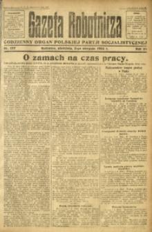 Gazeta Robotnicza, 1924, R. 29, nr 177