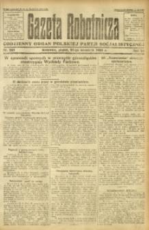 Gazeta Robotnicza, 1924, R. 29, nr 221