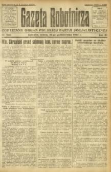 Gazeta Robotnicza, 1924, R. 29, nr 246