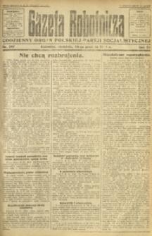 Gazeta Robotnicza, 1924, R. 29, nr 297