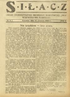 Siłacz, 1924, R. 3, nr 3