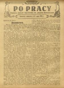 Po Pracy, 11 maja 1924