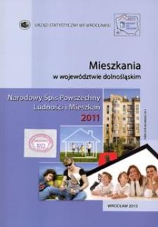 Mieszkania w województwie dolnośląskim