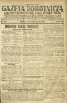 Gazeta Robotnicza, 1925, R. 30, nr 22
