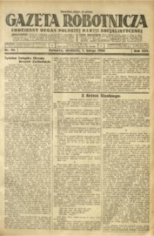 Gazeta Robotnicza, 1925, R. 30, nr 26