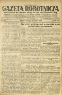 Gazeta Robotnicza, 1925, R. 30, nr 32