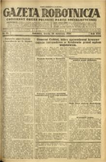 Gazeta Robotnicza, 1925, R. 30, nr 91