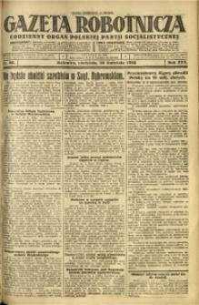 Gazeta Robotnicza, 1925, R. 30, nr 95