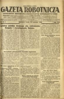 Gazeta Robotnicza, 1925, R. 30, nr 97