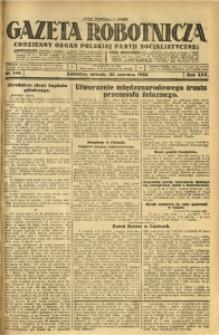 Gazeta Robotnicza, 1925, R. 30, nr 140