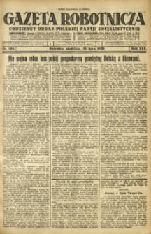 Gazeta Robotnicza, 1925, R. 30, nr 156
