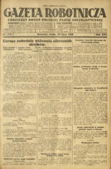 Gazeta Robotnicza, 1925, R. 30, nr 170