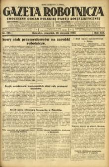 Gazeta Robotnicza, 1925, R. 30, nr 188