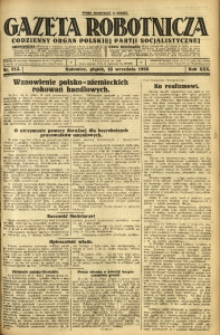 Gazeta Robotnicza, 1925, R. 30, nr 213