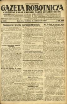Gazeta Robotnicza, 1925, R. 30, nr 227