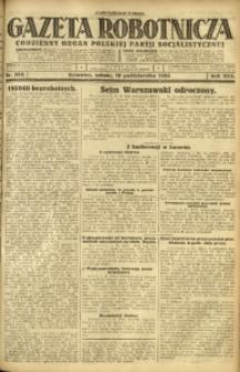 Gazeta Robotnicza, 1925, R. 30, nr 232