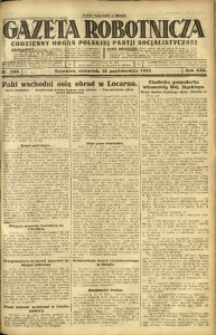 Gazeta Robotnicza, 1925, R. 30, nr 236