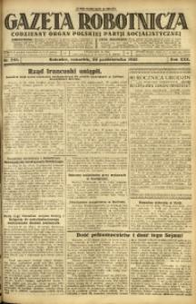 Gazeta Robotnicza, 1925, R. 30, nr 248