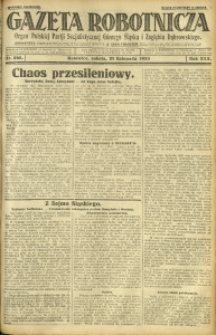 Gazeta Robotnicza, 1925, R. 30, nr 268