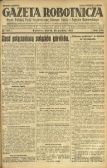 Gazeta Robotnicza, 1925, R. 30, nr 287
