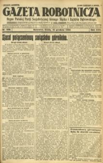 Gazeta Robotnicza, 1925, R. 30, nr 288