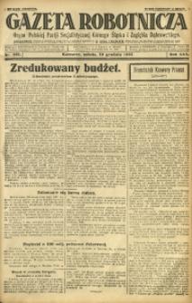 Gazeta Robotnicza, 1925, R. 30, nr 291