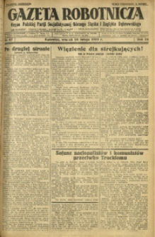 Gazeta Robotnicza, 1929, R. 34, nr 47