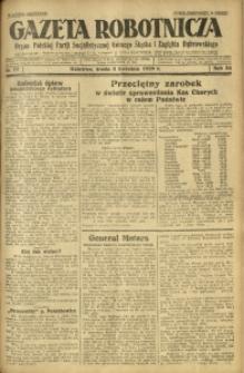 Gazeta Robotnicza, 1929, R. 34, nr 77