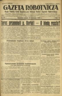 Gazeta Robotnicza, 1929, R. 34, nr 85