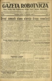Gazeta Robotnicza, 1929, R. 34, nr 86