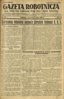 Gazeta Robotnicza, 1929, R. 34, nr 106