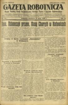 Gazeta Robotnicza, 1929, R. 34, nr 114