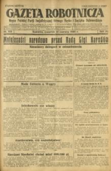 Gazeta Robotnicza, 1929, R. 34, nr 133