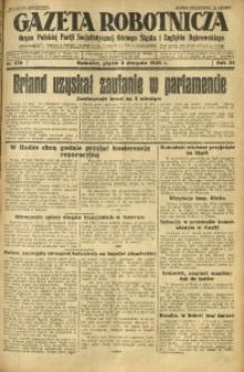 Gazeta Robotnicza, 1929, R. 34, nr 176