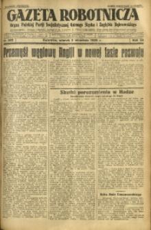Gazeta Robotnicza, 1929, R. 34, nr 202