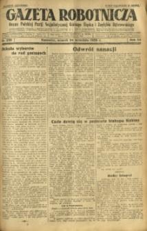Gazeta Robotnicza, 1929, R. 34, nr 220