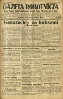 Gazeta Robotnicza, 1929, R. 34, nr 222