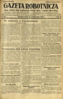 Gazeta Robotnicza, 1929, R. 34, nr 251