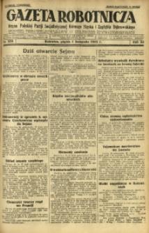 Gazeta Robotnicza, 1929, R. 34, nr 253