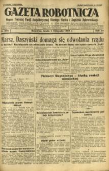 Gazeta Robotnicza, 1929, R. 34, nr 256