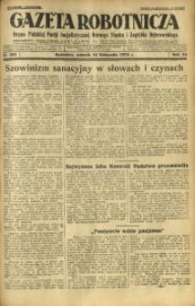 Gazeta Robotnicza, 1929, R. 34, nr 261